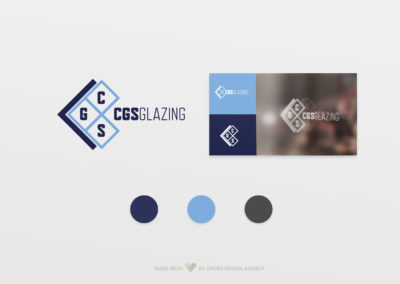 CGS Glazing Yorkshire Logo