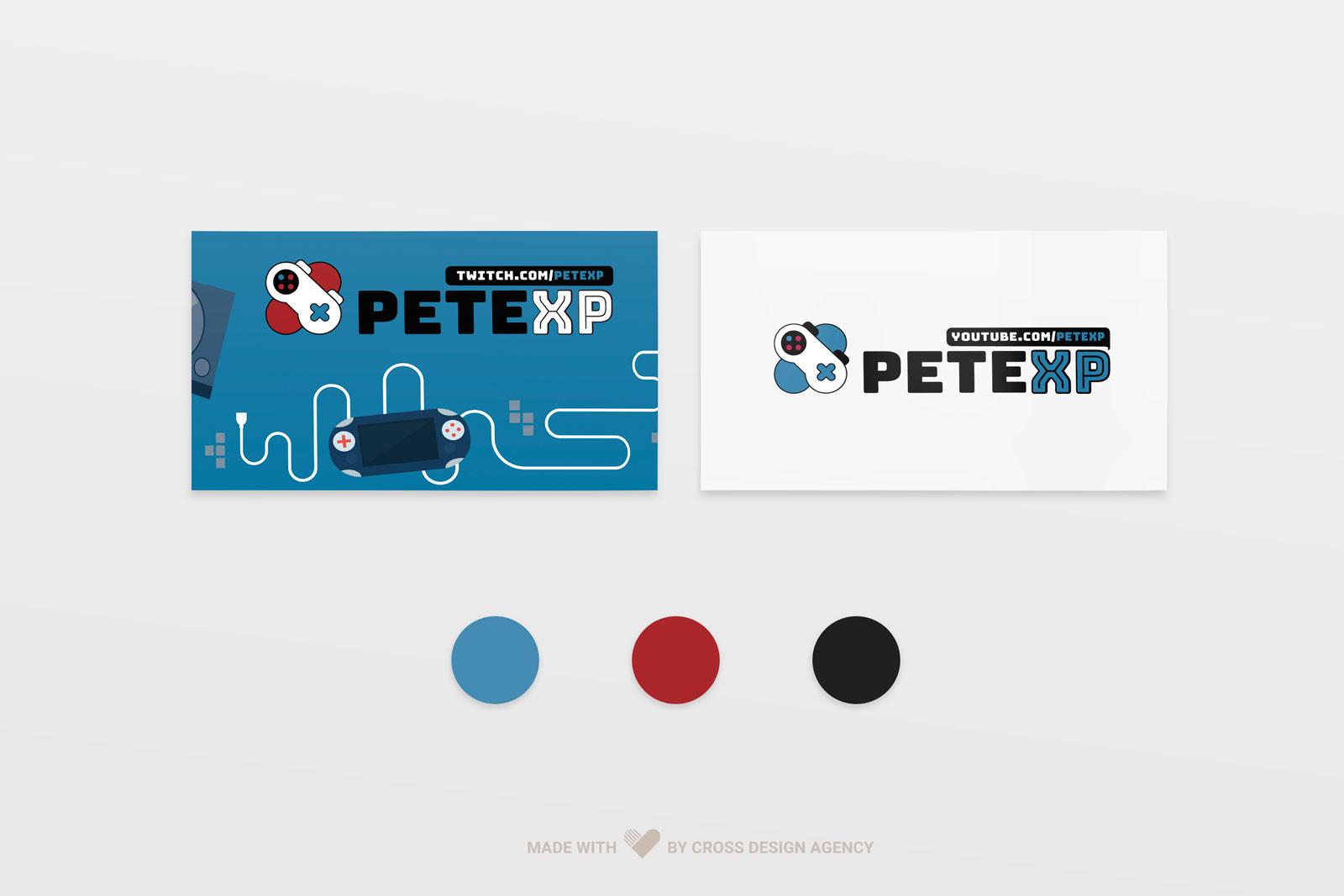 PeteXP logo